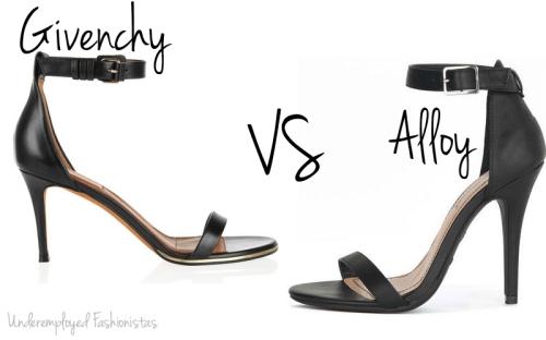 givenchy vs